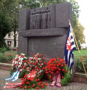 Denkmal am Lechleiterplatz