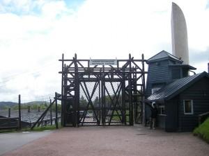 Eingang Gedenkstätte KZ Natzweiler-Struthof (Foto: Wikidedia, http://de.wikipedia.org/wiki/KZ_Natzweiler-Struthof)